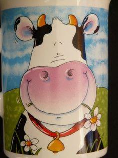 cow comic picture