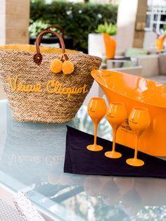 The Bubbly Blonde - Four Seasons Las Vegas, Straw Bag, Bubbles, Tote Bag, Bags, Handbags, Totes, Bag, Tote Bags
