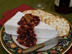 A bottle of wine and a simple cheese appetizer can transform an informal get-together into a swanky affair. Next time you are entertaining friends give this Brie appetizer a try. The recipe is effortless, but the result is delightful and impressive. CHERRY-BRIE APPETIZER One 7-ounce wedge of Brie cheese, chilled 3 Tablespoons cherry preserves or [...]