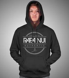 Moletom Rapa Nui