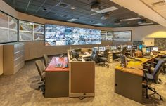 Photo slideshow: Charlotte-Mecklenburg Police Department with Biamp Systems