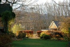 A Secret Garden: Beauty in the Berkshires Gardenista