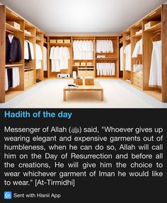 Hadith of the day http://wiseprofessors.com/