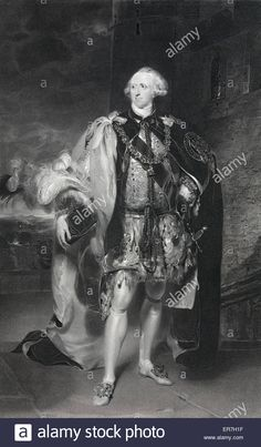 Download this stock image: His grace Francis Duke of Leeds. A Knight of the Most Noble Order of the Garter. - ER7H1F from Alamy's library of millions of high resolution stock photos, illustrations and vectors.