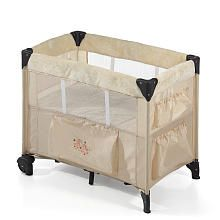 Hauck Dream n Care Centre in Butterfly Travel Cot.