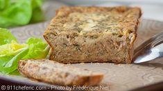 Cilantro Tuna Loaf Cake