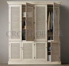 Klasik modellerde tek parça mobilya ile bütün bu özelliklerin birlikte sunulduğu bir tasarımı tercih edebilirsiniz.
