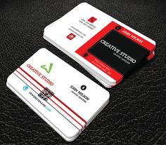 Free Downlord Premium Business Cards