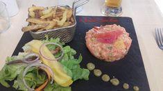 L'ORANGERIE à Béziers - LA-TAMBOUILLE-A-TONTON-M Tonton, Steak, Restaurants, Food, Salmon Tartare, Dish, Meals, Restaurant, Yemek