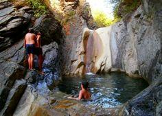 Fare il bagno nell'alta Val Trebbia
