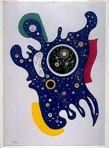 Wassily Kandinsky - Stars