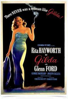 Poster Cinema Filme Gilda - Comprar em Decor10