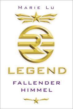 Marie Lu - Legend - Fallender Himmel (Band 01)