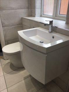 Grey bathroom, neutral bathroom, modern bathroom, stone effect tiles on modern mosaic shower curtain, modern kitchen tile, modern mosaic floor, modern stone tile, modern tile wall, blue mosaic tiles bathroom,