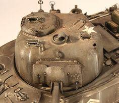 "M4 Sherman ""Composite Hull"" PTO"