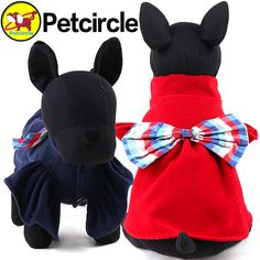 2017 petcircle new arrivals pet dog cats clothes sweet bow dog coats winter dog hoodies for chihuahua size XXS-L pet products