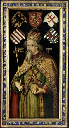Holy Roman Emperor Sigismund created The Order of The Dragon, and was…