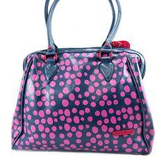 Designer bag 'Agatha Ruiz De La Prada'purple rose. Agatha Ruiz de la Prada http://www.amazon.ca/dp/B00NP8478A/ref=cm_sw_r_pi_dp_.TLrub1WC32B7