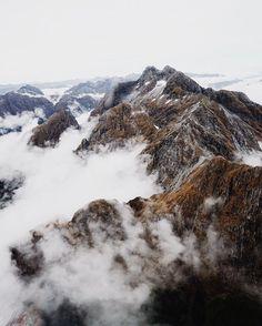 "Steller on Instagram: ""Explore waterfalls, kia birds, and the beauty of New Zealand's south island in @sophiesvob's Steller story, ""South Island - New Zealand"", now featured on Steller. ^ #stellerstories #NewZealand #wanderlust"""