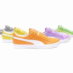 PUMA Clyde X UNDFTD Ballistic. Looks like men's sizes only. :(