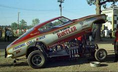 Chi-Town Hustler Funny Car