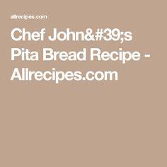 Chef John's Pita Bread Recipe - Allrecipes.com