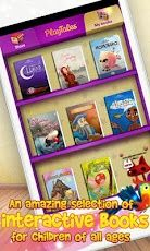 an interactive book app for kids
