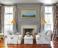 If you are going for a more sophisticated look, try out a symmetrical design. More living room designs: http://www.bhg.com/rooms/living-room/room-arranging/living-room-designs/?socsrc=bhgpin061613symmetrical=9