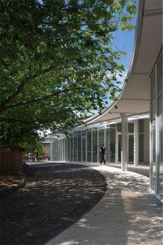 Brooklyn Botanic Garden Visitor Center Opens to the Public Brooklyn Botanic Garden Visitor Center Opens to the Public (11) – ArchDaily