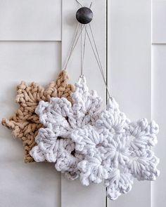 "ZURI HOUSE - HANDMADE DECOR on Instagram: ""Let it snow☃️ . . . . #christmas #christmastime #christmasdecor #christmasdecorations #christmasornaments #santasack #santabag…"" Handmade Decorations, Christmas Decorations, Christmas Ornaments, Santa Sack, Let It Snow, Christmas Time, Advent, Crochet Necklace, Instagram"