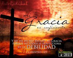 2 Corintios 12:9 | ArteRadikalparaCristo7