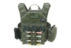 Wish | tactical vest