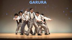 GARURA / RUN UP! DANCE CONTEST 2015 FINAL. Clip-on suspenders will always snap off!