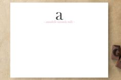 Simple and Pretty Business Stationery Cards by Up ... | Minted