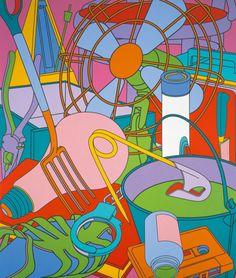 Michael Craig-Martin, Contemporary Art, Sculpture, Fine Art, Pop Art