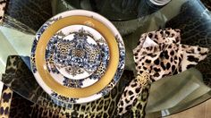 Tableware Collection #robertocavalli #robertocavallihomeaustralia #palazzocollezioni #tableware