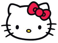 hello kitty ribbon cute picture and wallpaper
