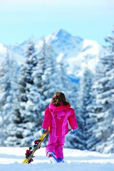 Get your kiddos on the slopes early, and they'll thank you for life.