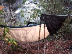 Just Jeff's Hammock Camping Page