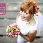 Domowe przygotowania do ślubu: kalendarz ślubny panny młodej