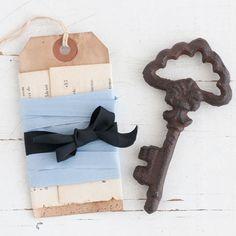 Somerset Boutique Cast Iron Key - Stampington