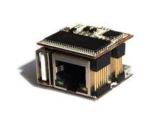 VoCore: Mini Linux Computer.