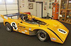 Bruce McLaren was killed testing a McLaren M8D at Goodwood in 1970.