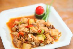 How do you like your chicken? Try this Hot and Sour Chicken dish!