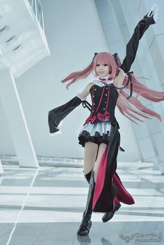 Anzu(anzujaamu) Krul Tepes Cosplay Photo - Cure WorldCosplay