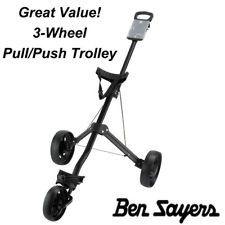 BEN SAYERS THREE WHEEL GOLF TROLLEY - AT WHOLESALE PRICE