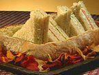 Three Tasty Tea Sandwiches  |  Food Network