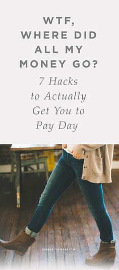 Tips and tricks to help make your money last all the way through pay day. | Click to start saving now.