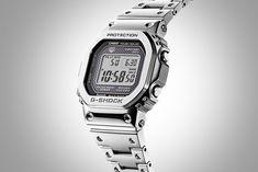 3d7a35180aa Casio releases its original 5000 Series G-Shock in metal