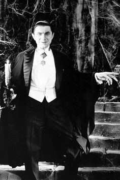Count Dracula (from Dracula, 1931) Portrayed by Bela Lugosi